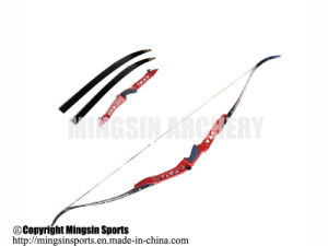 F155 Hunting Recurve Bow with Ilf Riser and Ilf Limbs China