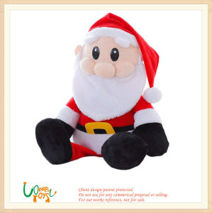 china christmas plush toy christmas plush toy manufacturers suppliers made in chinacom - Christmas Plush Toys