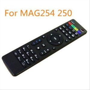 Remote Control for Mag Mag250 Mag254 Mag255 Mag260 Mag261 Mag270 IPTV Box  Original Free Shipping