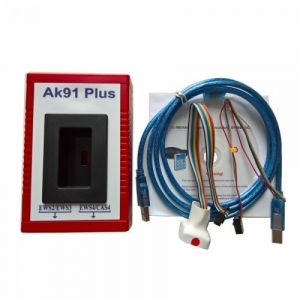 BMW Ak91 Plus Key Programmer V4 00 for All BMW Ews Support Ews4 4