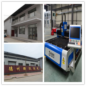 500W Fiber Laser Cutting Machine pictures & photos