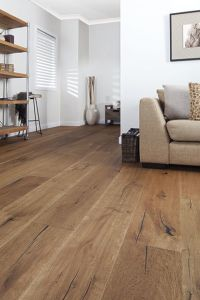 Oak Engineered Wood Floor / Parquet Hardwood Flooring