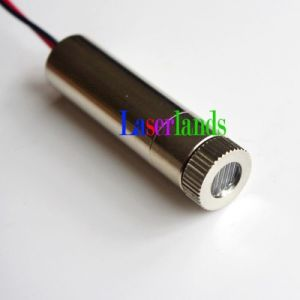 Focusable 808nm 810nm 120degr 50mw IR Infrared Line Laser Module