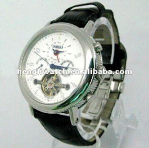 Fashion Automatic Watch, Men Stainless Steel Watches 15038