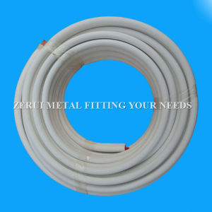 20m Insulated Pair Coil Copper Tube for 24000BTU Split AC pictures & photos