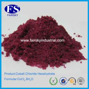 Cobalt Chloride pictures & photos