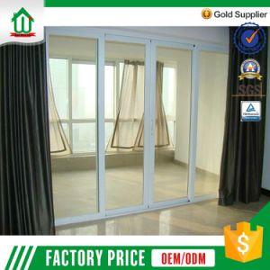 Apartment UPVC Sliding Door Entrance Doors
