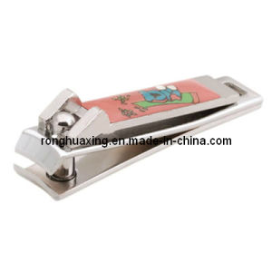 Epoxy Decorated Baby Nail Clipper N-0776c pictures & photos