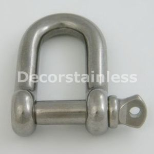 Stainless Steel European Type Shackle pictures & photos