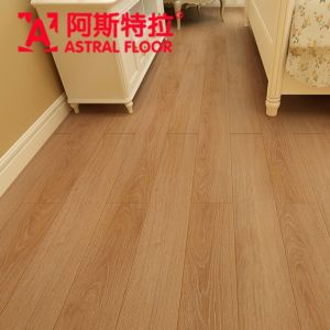 White Oak 12mm Silk Surface HPL Flooring Laminate Flooring (AN1904) pictures & photos