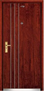 New Design Security Door (JC-A016) pictures & photos