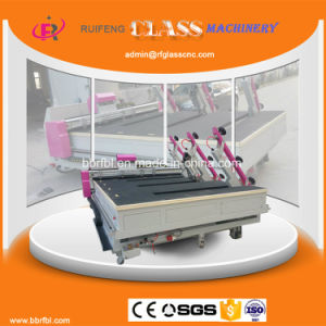 Coated Glass CNC Automatic Cutting Machinery (RF3826AIO) pictures & photos