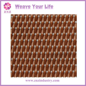 Woven Vinyl Plastic Floor Covering with PVC Foam Backing Waterproof
