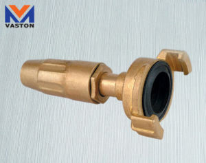 Brass Quick Coupling  (VT-6869) pictures & photos