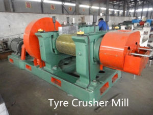Xk560 Used Tire Recycling Shredder Machine for Sale pictures & photos