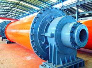 Calcium Carbonate Large Capacity Grinding Ball Mill pictures & photos