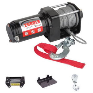 ATV Electric Winch 2500LB - ATV Parts Accessories pictures & photos
