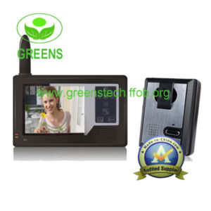 2.4GHz 3.5 Inch Touch Screen Wiereless Video Door Phone (GVDP358)