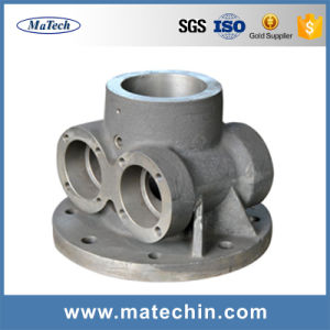 Foundry Custom Ductile Iron Resin Sand Casting Ggg50 Ggg40 pictures & photos