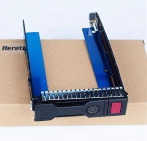 "3.5/"" Hot-Swap SATA LFF Hard Drive Tray Caddy HP Proliant BL420c Gen8 G8 Gen9 G9"