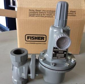 627 Serial Fisher Natural Gas Regulator
