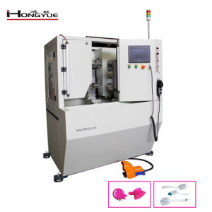 CNC 3 Axis Circular Trimming Machine