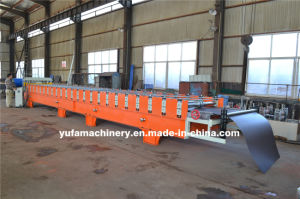 Hydraulic Cutting T40 Roof Sheet Roll Forming Machine