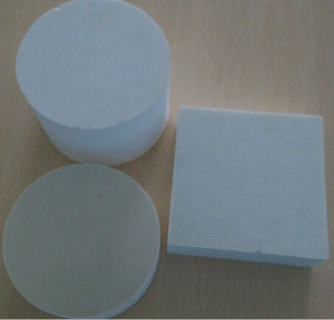 Ceramic Honeycomb Catalyst Substrate Honeycomb Ceramic Converter pictures & photos