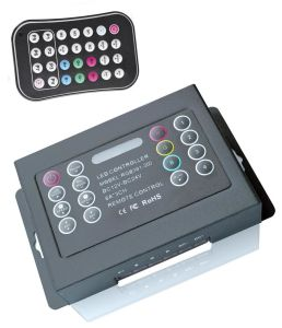 Cc 350mA Color Mixing RGB Controller /IR Remote Digital Control LED Dimmer pictures & photos