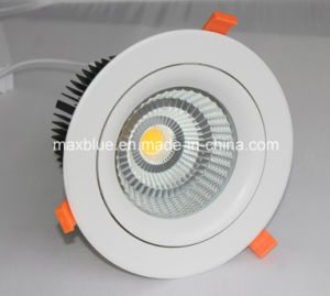 45W Highbright CREE COB LED Down Light (Hole 158mm) pictures & photos