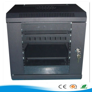 Wall Mounted Waterproof Plate Rack 9u Network Cabinet