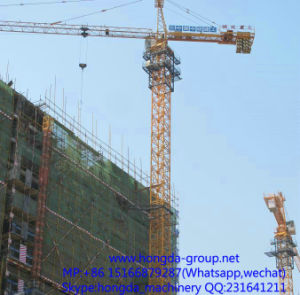 Hongda 3~25 Ton Quality Tower Crane pictures & photos