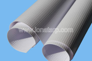 PVC Coated Flex Banner with Good Quality
