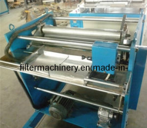 Six Roller Rotary Paper Pleating Machine