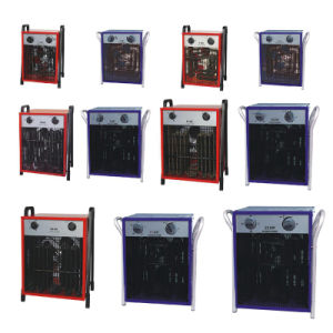 Mobile Industrial Fan Heater/Air Heater/Fan Type Heater pictures & photos