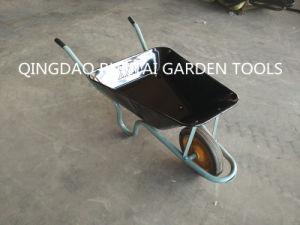 Pop Model Durable Strong Cheap Qingdao Made Wheelbarrow (WB3800) pictures & photos