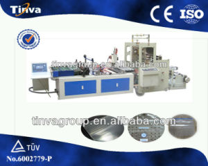 High Speed Plastic Zip-Lock Bag Making Machine pictures & photos