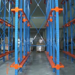 Materials Handling Drive in Pallet Racking System Heavy Duty Industrial Warehouse Storage Equipment