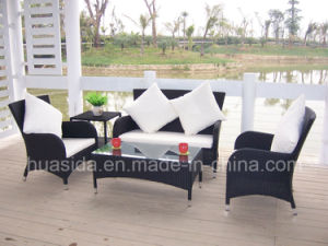 Antique Design Outdoor Used Rattan Sofa Set pictures & photos