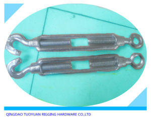Malleable Commercial Type Wire Rope Turnbuckle pictures & photos