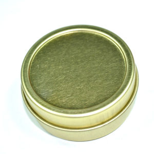 Essential Oil Candle Metal Tin pictures & photos