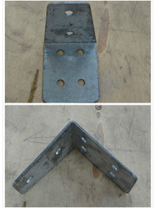 Greenhouse Steel Channel Goods Connector