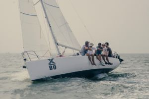 2015 New Model Sailboat X80 Sail Boat Sailing Boat pictures & photos