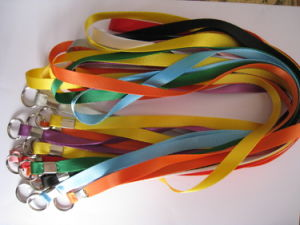 ID Card Ribbon Lanyard Neck Strap pictures & photos