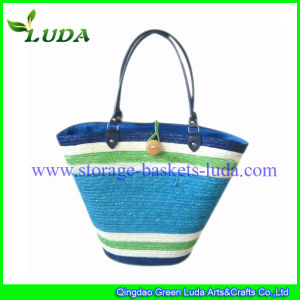 Fashionable Beautiful Wheat Straw Handbag