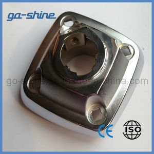 Base Plate with Polishing and Chrome Plating