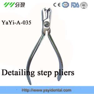 CE Approved Detailing Step Pliers Made for Not Trip Wire: pictures & photos