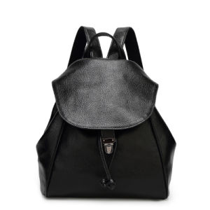 2016 Designer Leather Women Fashion Lady Backpack Bag pictures & photos