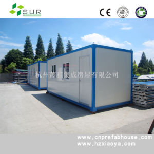 Modular Mobile Container/Steel Structure House pictures & photos