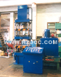Powder Compacting Hydraulic Press (YF79) pictures & photos